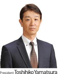 President Toshihiko Yamatsura