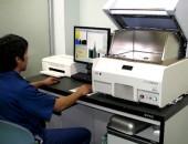 蛍光X線の成分分析